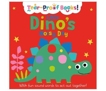 Little Dino's Noisy Day