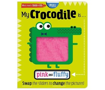 My Crocodile is Pink and Fluffy