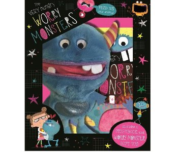 Very Hungry Worry Monsters Box Set