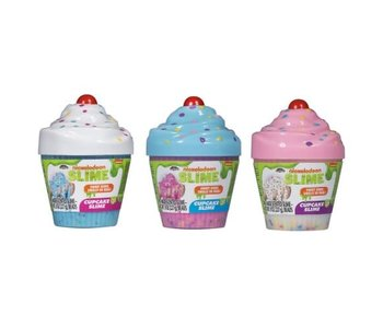 Nickelodeon Premade Slime in a Cupcake