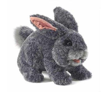 Gray Bunny Rabbit Puppet