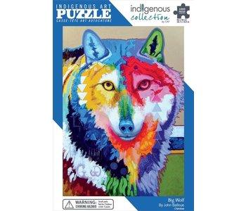 Big Wolf 1000 pcs puzzle