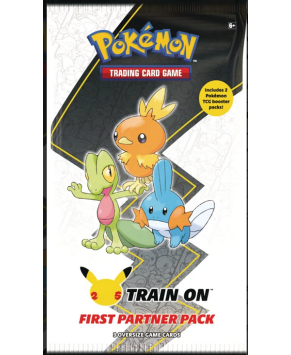 Pokemon First Partner Pack Hoenn