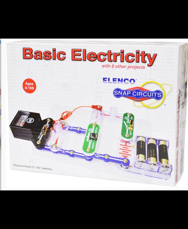 Snap Circuits Basic Electricity Kit