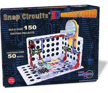 Snap Circuits Illumination Electronics Discovery Kit