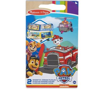 Paw Patrol Magnetic Puzzle