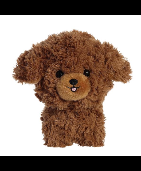 Teddy Pets Brown Poodle