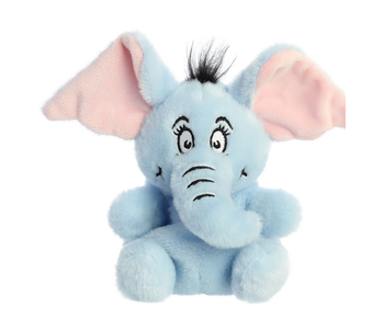 """Aurora - Dr. Seuss - 5"""" Horton Palm Pal"""