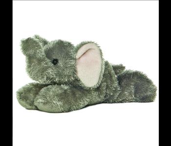 """Aurora Mini Flopsie - 8"""" Ellie The Elephant"""