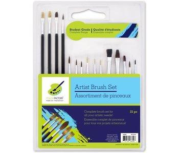 Artist Brush Set (Student Grade)