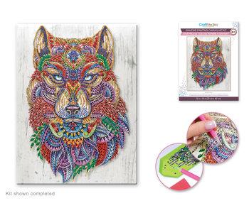 Diamond Painting Art Kit  - Wolf