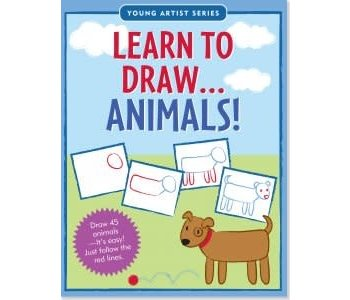 LEARN TO DRAW...ANIMALS!