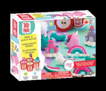 Sparkling Unicorns and Rainbow Modeling Dough