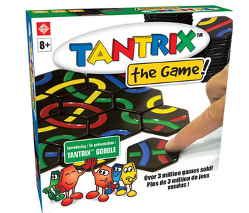 Tantrix Gobble the Game - Puzzle Game
