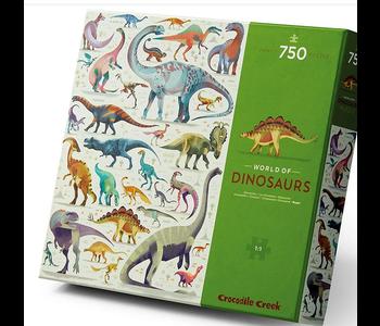 World of Dinosaurs 750 pcs