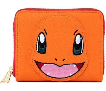 Loungefly X Pokemon Charmander Cosplay Wallet