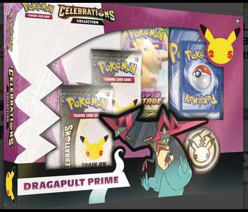 Pokemon - Celebrations - Collection Box - Dragapult Prime