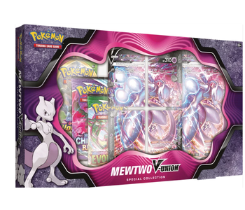 Pokemon - V-Union Special Collection Box - Mewtwo