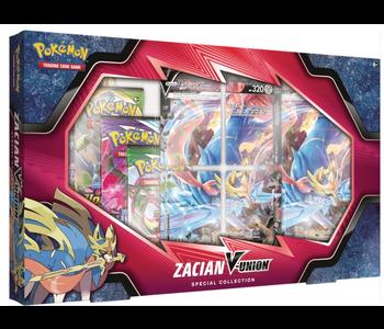 Pokemon - V-Union Special Collection Box - Zacian