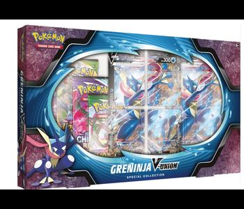 Pokemon - V-Union Special Collection Box - Greninja