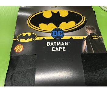 Batman Super Hero Cape with Embroidered Logo