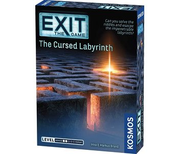 EXIT the game The Cursed Labyrinth level 2