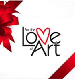 FTLA Gift Certificate For the Love of Art ($45)