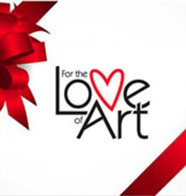FTLA Gift Certificate For the Love of Art ($30)