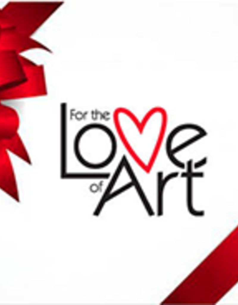 FTLA Gift Certificate For the Love of Art ($30)