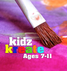 Diane W Kidz Kreate - Kids Painting Class - Sat Jan 25 10:30-12noon