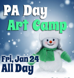 FTLA Jan 24 PA Full Day Art Camp - 9-3:30