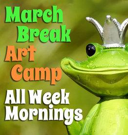 FTLA All Week Art Camp (Mornings) 9:00-12noon