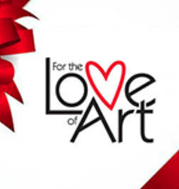 FTLA Gift Certificate For the Love of Art ($50)
