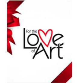 FTLA Gift Certificate For the Love of Art