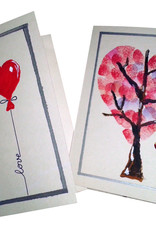 Andreea N Valentine's Greeting Cards  Sat Feb 1st