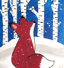 Diane W Fox Painting  Sat Feb 22  Ages 10 & up