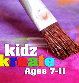 Diane W Kidz Kreate - Kids Painting Class  Sat Feb 22