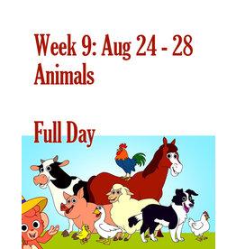 Art Camp Summer Art Camp: Aug 24 - Aug 28 Full Day