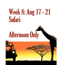 Art Camp Summer Art Camp: Aug 17 - Aug 21 Afternoon