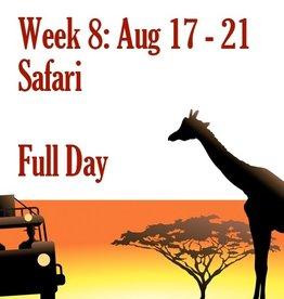 Art Camp Summer Art Camp:  Aug 17 - Aug 21 Full Day