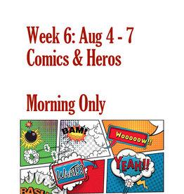 Art Camp Summer Art Camp: Aug 4 - Aug 7 Morning