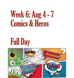 Art Camp Summer Art Camp: Aug 4 - Aug 7 Full Day
