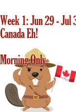 Art Camp Art Camp: Week One June 29 - July 3 Morning