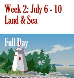 Art Camp Summer Art Camp: July 6 - July 10 Full Day