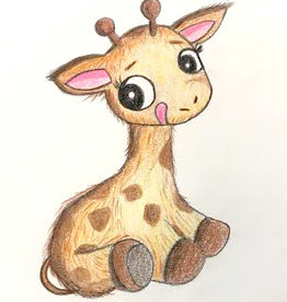 Diane W Baby Giraffe Wed Mar 11 Ages 10 & up