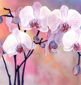 Tamara S Watercolour Orchids Tues Mar 3