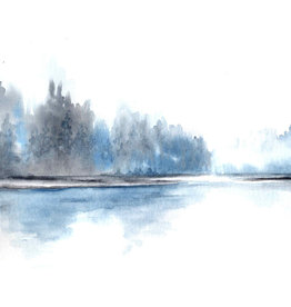 Tamara S Watercolour Morn Fog Thu Mar 12