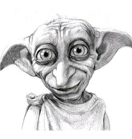 Print Dobby Drawing Sat Mar 28   Ages 12 & up