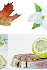 Tamara S Art Class: Watercolour Beginners Level 1 Wed Apr 8, 15, 22, 29 1:00 - 3:00 pm