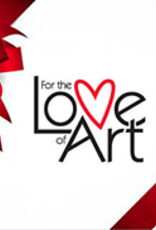 Gift Certificate  For the Love of Art